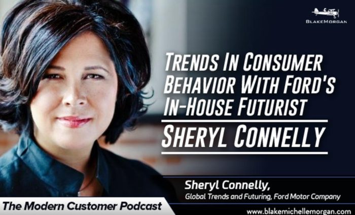 Shifting Trends In Consumer Behavior With Ford's In-House Futurist