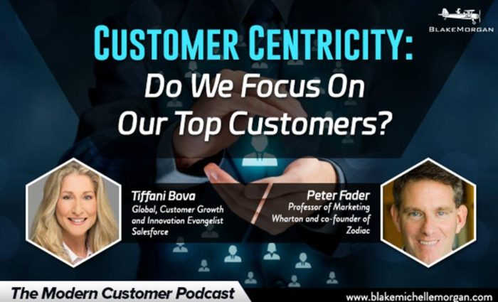 At The Wharton Customer Centricity Conference: Not All Customers Are Created Equal