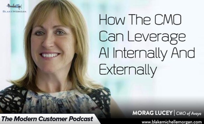 How The CMO Can Leverage AI Internally And Externally
