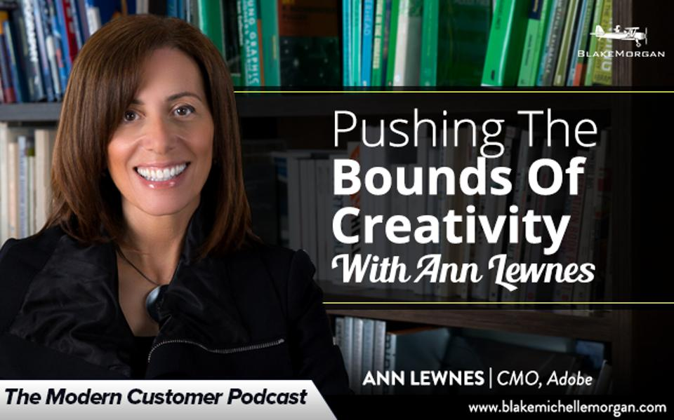 Pushing The Bounds Of Creativity, With Ann Lewnes
