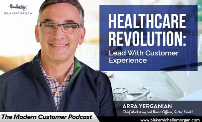 Healthcare Revolution: Lead With Customer Experience