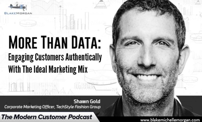 More Than Data: Engaging Customers Authentically With The Ideal Marketing Mix
