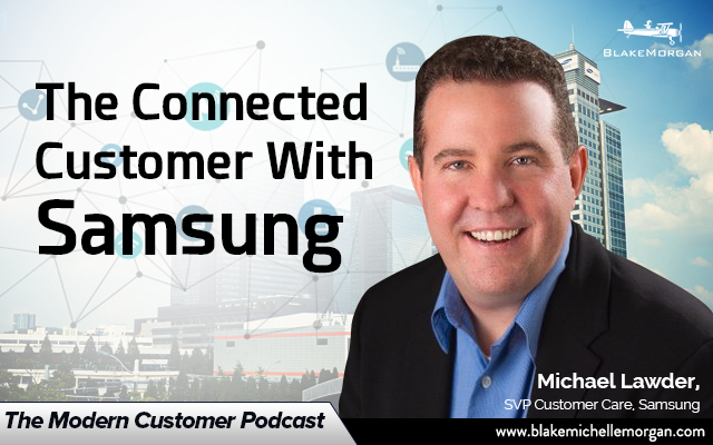 The Connected Customer With Samsung
