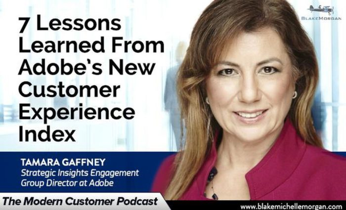 7 Lessons Learned From Adobe's New Customer Experience Index