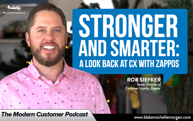 Stronger And Smarter: A Look Back At Customer Experience With Zappos