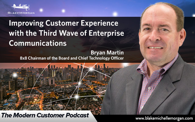 Improving Customer Experience With The Third Wave Of Enterprise Communications