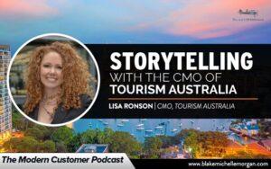 Tourism Australia Customer Experience