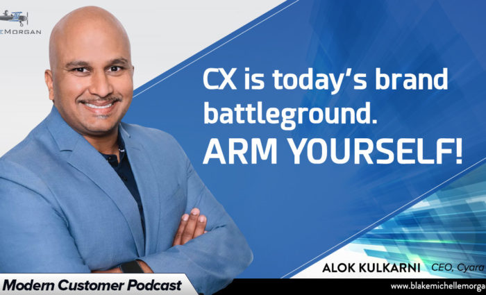 CX Is Today's Brand Battleground – Arm Yourself!