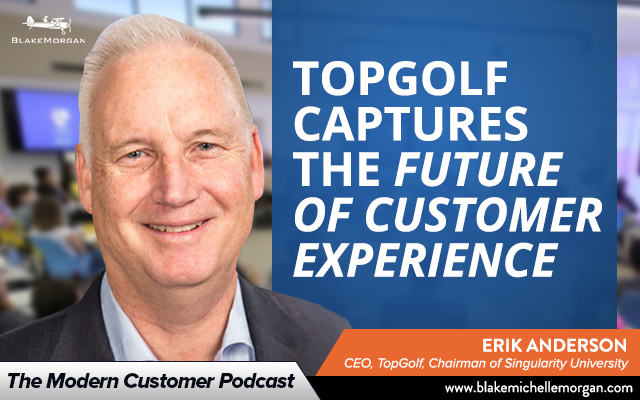 Topgolf Captures The Future Of Customer Experience