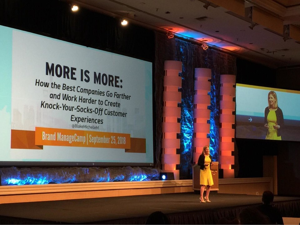 10 Tips On How To Become A Keynote Speaker Blake Michelle