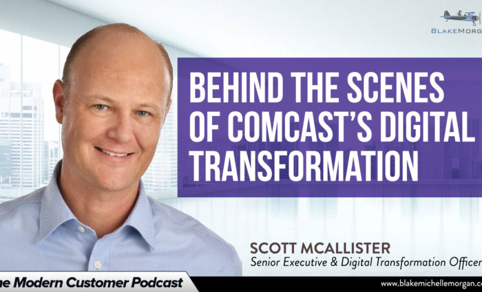 Behind The Scenes Of Comcast's Digital Transformation