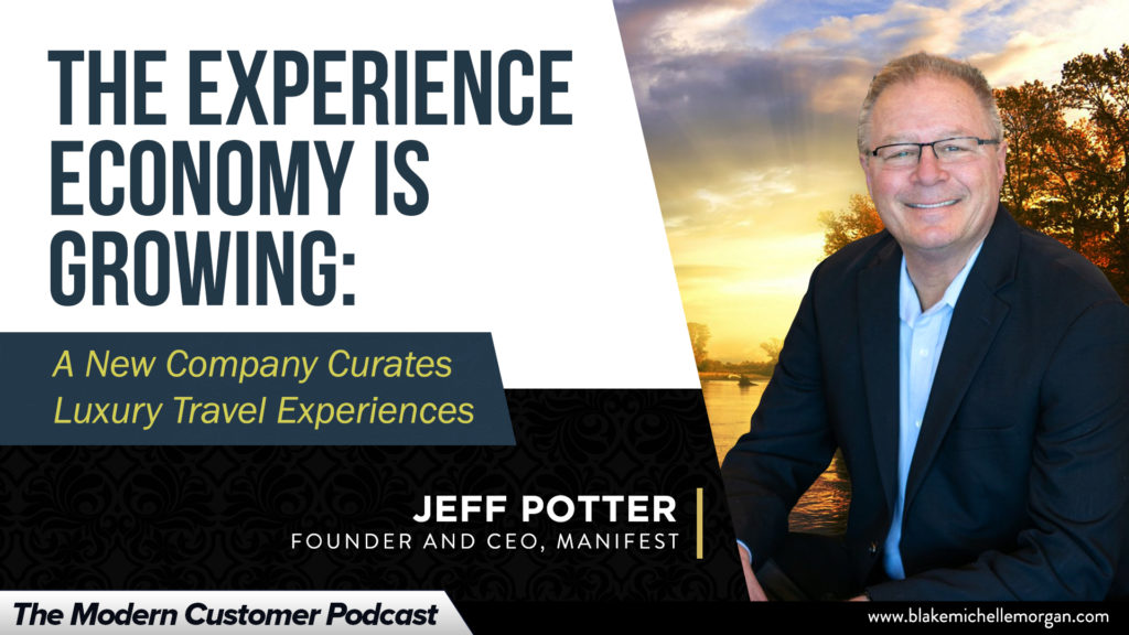 The Experience Economy Is Growing: A New Company Curates Luxury Travel Experiences
