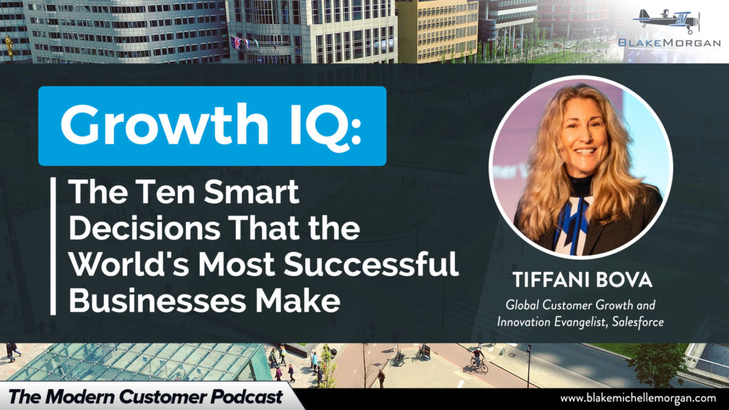 Growth IQ: The Ten Smart Decisions That The World's Most Successful Businesses Make