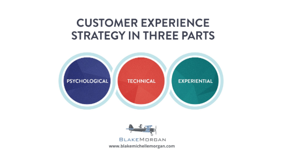 The Customer Of The Future: The Psychological, Technical, and Experiential Strategies