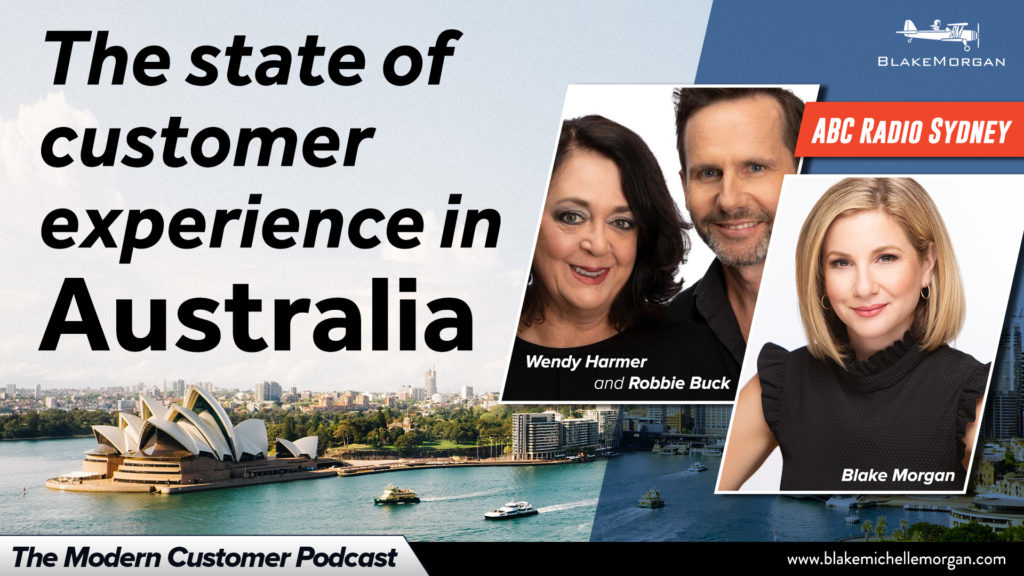 The State of Customer Experience In Australia