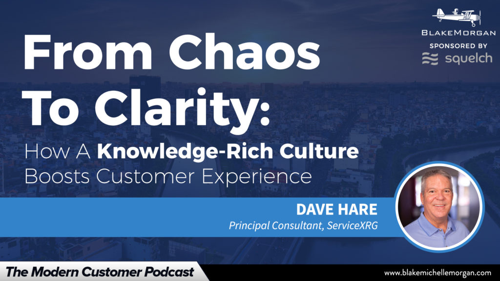 From Chaos To Clarity: How A Knowledge-Rich Culture Boosts Customer Experience