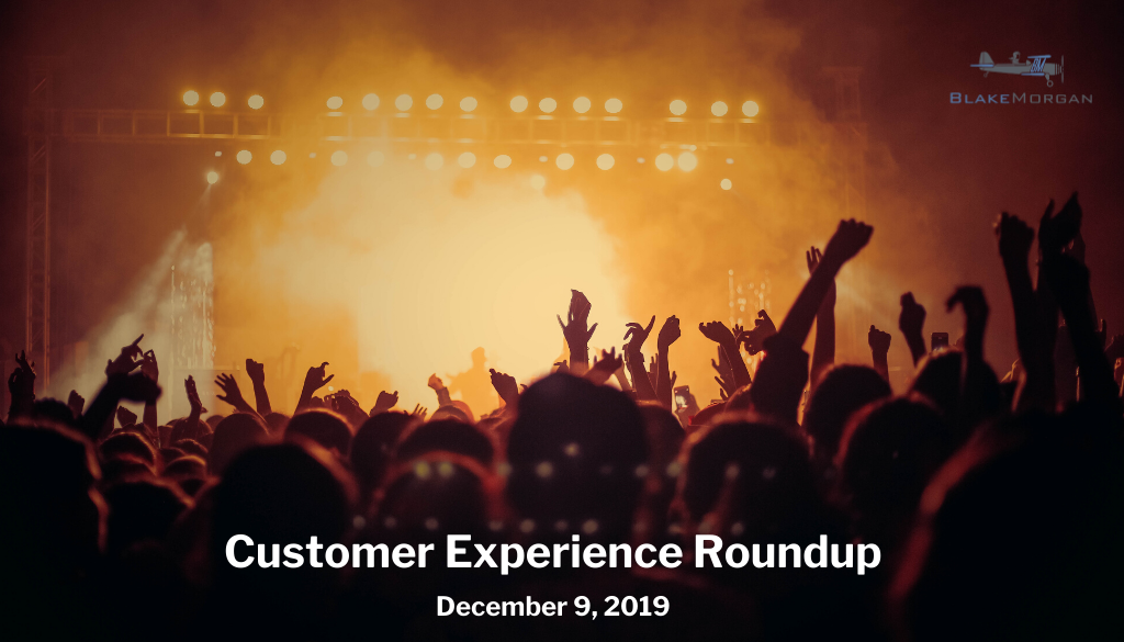 Customer Experience Round-Up: December 9