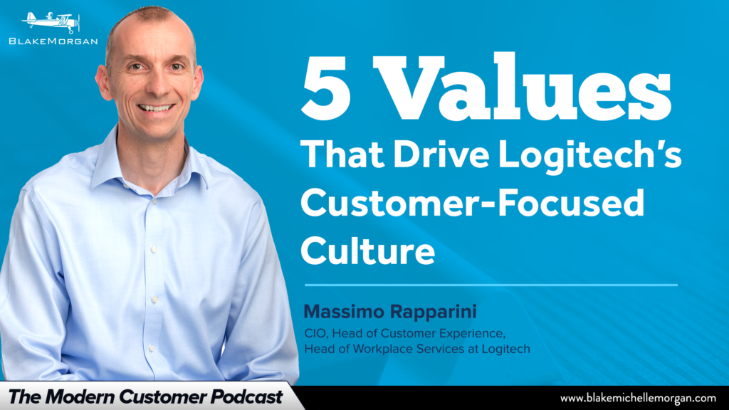 5 Values That Drive Logitech's Customer-Focused Culture