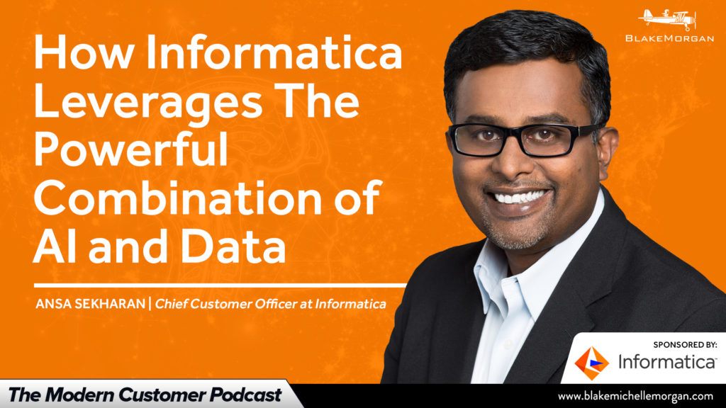 How Informatica Leverages The Powerful Combination Of AI And Data