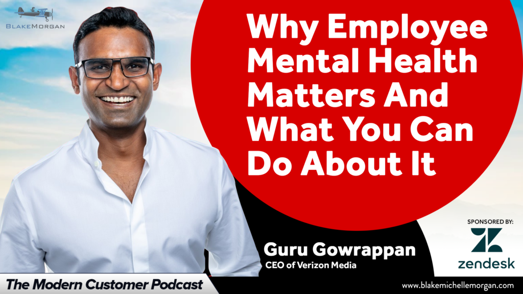 Why Employee Mental Health Matters And What You Can Do About It