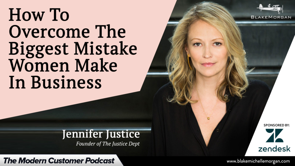 Beyonce's Former Lawyer On How To Overcome The Biggest Mistake Women Make In Business
