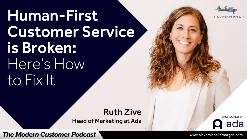 Human-First Customer Service is Broken: Here's How to Fix It