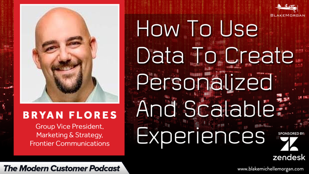 How To Use Data To Create Personalized And Scalable Experiences