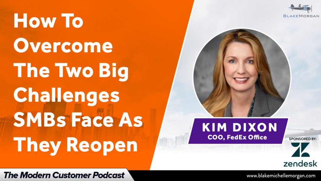 How To Overcome The Two Big Challenges SMBs Face As They Reopen