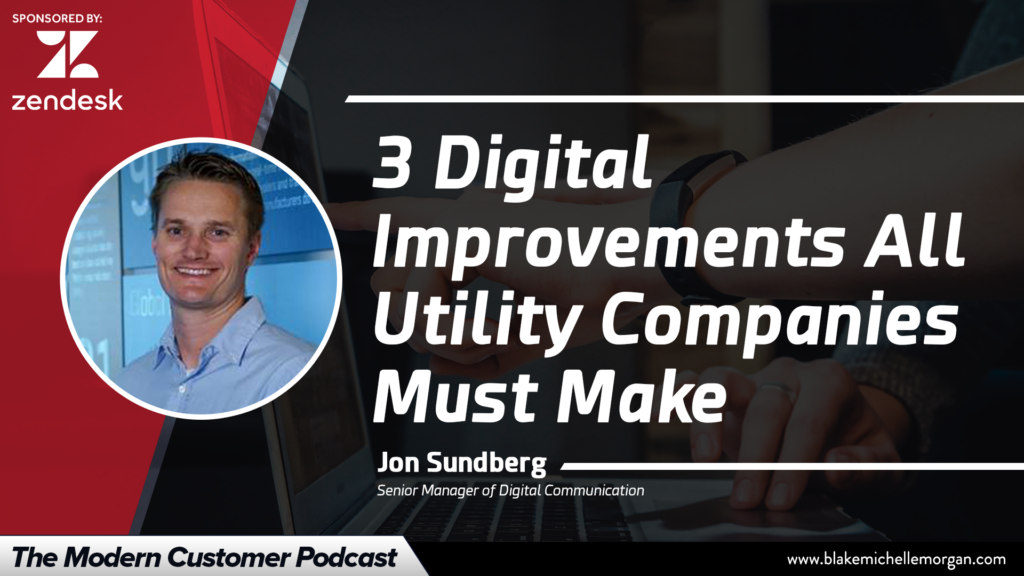 3 Digital Improvement All Utility Companies Must Make