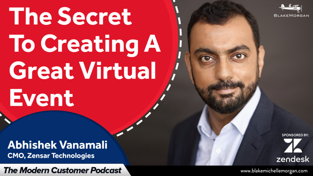 The Secret To Creating A Great Virtual Event