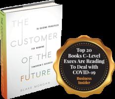 Customer of the Future Book, by Blake Morgan
